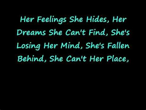 avril lavigne nobody s home lyrics