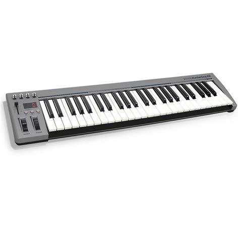 Keyboard Musik Usb acorn instrumente masterkey 49 schl 252 ssel usb midi keyboard ex demo bei gear4music