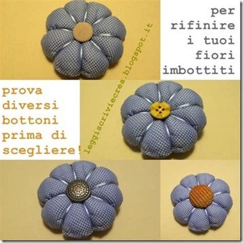 fiori stoffa tutorial pi 249 di 25 fantastiche idee su tutorial per creare fiori di