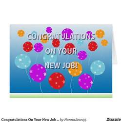 congrats on your new card congratulations on your new card zazzle