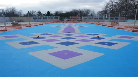 Barking Splash Park   FlexFlooring