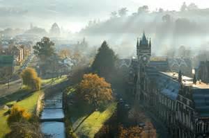 Misty university photo wins competition uni news otago bulletin