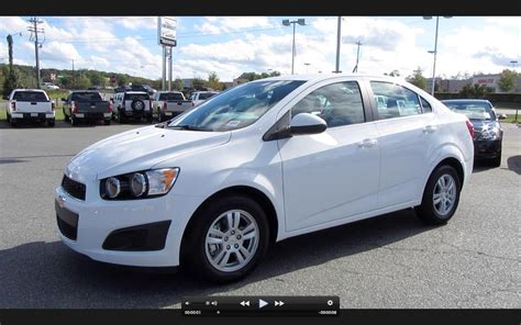 2012 chevrolet sonic lt start up engine and in depth