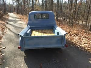 purchase used 1951 chevrolet other s10 frame rat