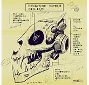 Gaster Blaster Schematics Feat Sans  Undertale