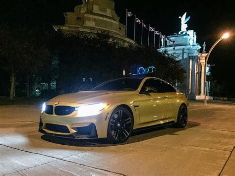 Bmw M4 Performance by Review 2015 Bmw M4 With M Performance Options Pfaff Auto