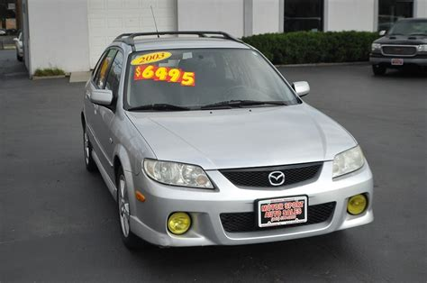 manual cars for sale 2003 mazda protege5 regenerative braking 2003 mazda protege 5 silver manual sedan car sale