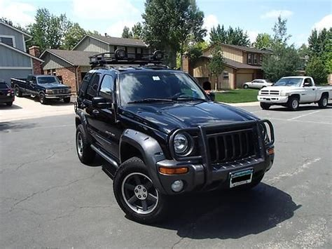 Jeep Liberty Freedom Edition 2003 Find Used 2003 Jeep Liberty Freedom Edition 3 7l 4x4 W 2 5