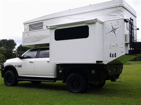 South Carolina Home Plans by Meet Our Latest Custom Flatbed Model Camper Phoenix Pop Up