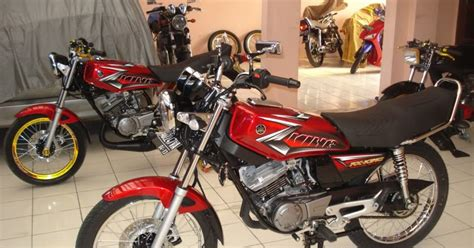 Shock Ktc Rx King otomotif news modifikasi rx king 2004 merah