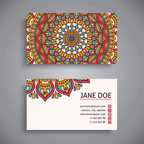 Pretty Business Cards