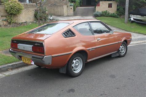 Chrysler Lancer by File 1977 Chrysler Lancer Lb Gl Hatchback 18380192315