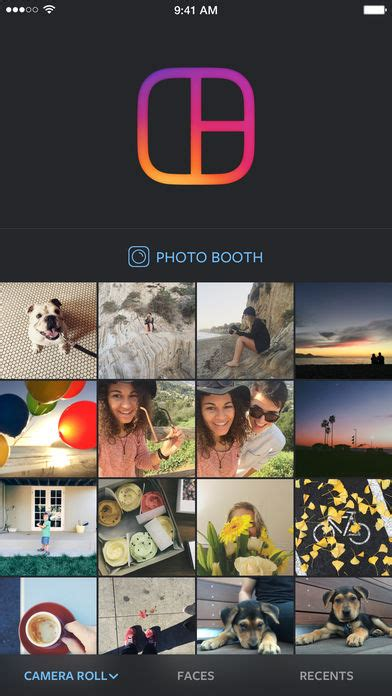 layout instagram apple store layout from instagram on the app store