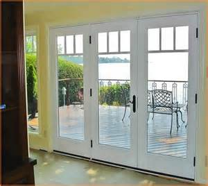 Patio French Doors With Sidelights by French Patio Doors Outswing Home Design Ideas