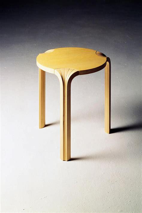 Tabouret Alvar Aalto by Aalto Alvar Ed Artek Silvera Tabouret X600 Quot Assise En