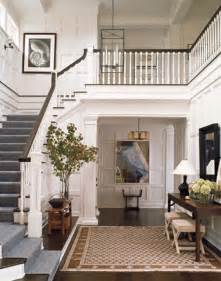 Decorating Ideas For Entrance Halls Traditional Foyer Decor