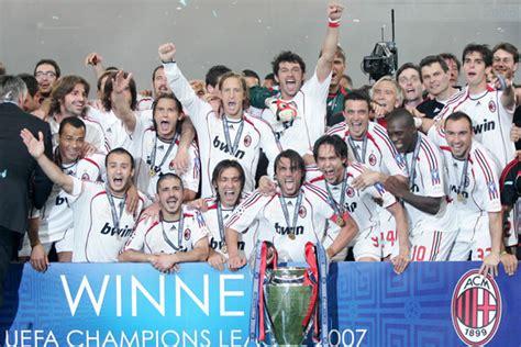 Ac Milan 3rd Emas Tahun Kemarin ac milan dan liga chion ariewidyasukma
