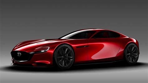 is mazda foreign mazda rx vision is named most beautiful concept car at