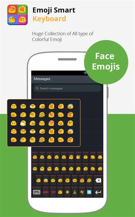 keyboard emojis for android emoji smart keyboard install android apps cafe bazaar