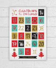 make your own advent calendar template printable advent calendar diy countdown