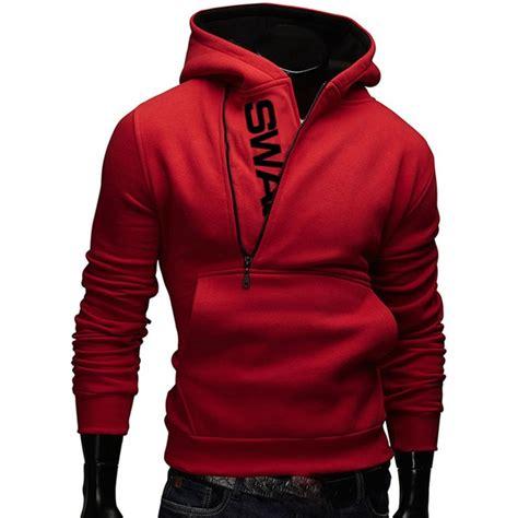 Zipper Hoodie Sweater Stussy 3 Jersey Jersey mens side zipper hoodies mens jersey sports outdoor turn collar hooded sweatshirts at