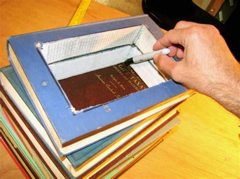 libro sunstone book one haz un escondite secreto con libros vintage 171 hacedores com maker community