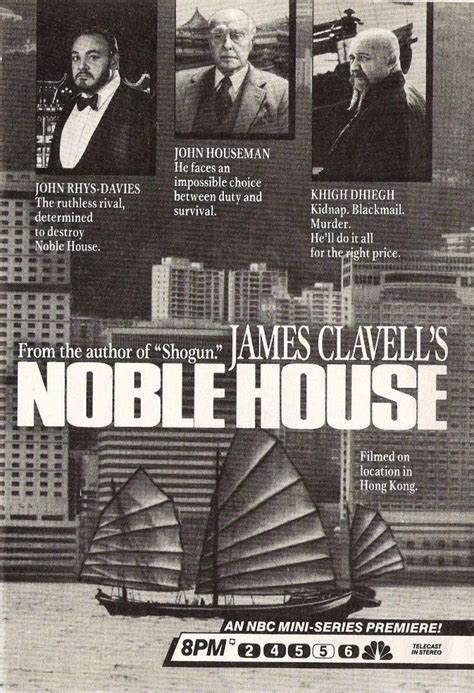 nobel house quot noble house quot 1988 tv season