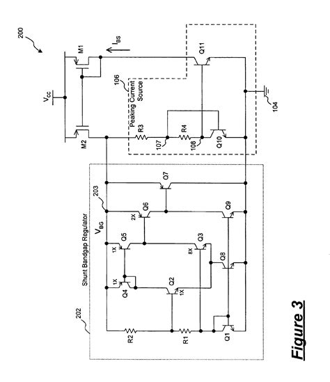 bootstrap reference circuit patent us6737908 bootstrap reference circuit including a shunt bandgap regulator with