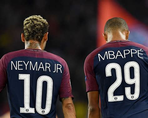 neymar  mbappe   dilepas demi financial fair play