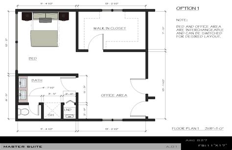 master suite layout arcbazar com viewdesignerproject projectattic conversion