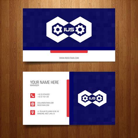 desain kartu nama toko contoh desain kartu nama untuk perusahaan
