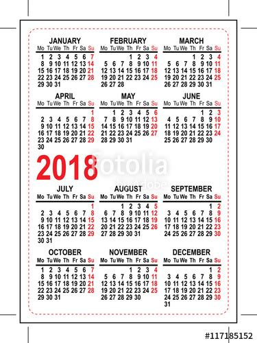 Bhutan Calendrier 2018 2018 Calendar Grid 28 Images Grid Calendar For 2018