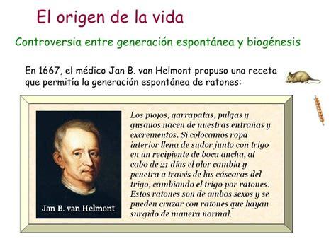 el origen de la el origen de la vida 2