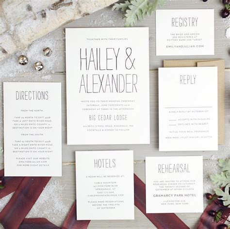 Wedding Invitation Card Design 2017 by 2017 Wedding Invitation Trends You Need To Modwedding