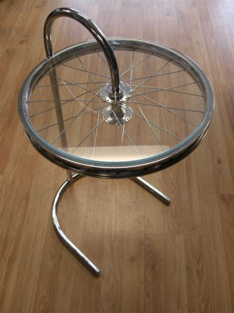 Bike Furniture by Bicycle Table Craft Ideas Bicycling