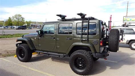 jeep wrangler top rack installation photos
