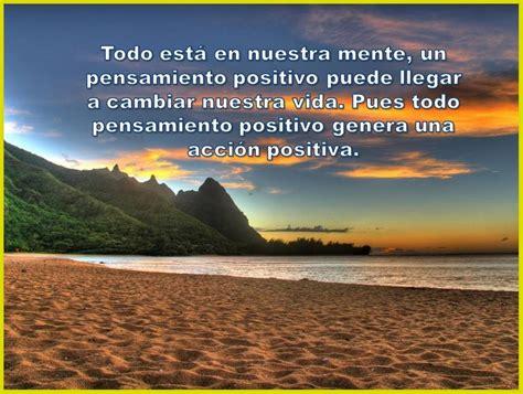 imagenes para pensar positivo pensamiento con imagenes positivos para una vida plena y