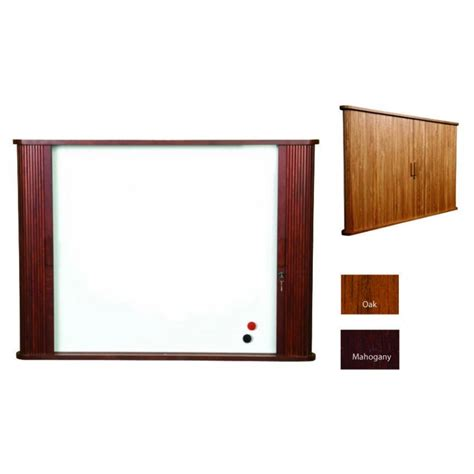 conference room cabinet magnetic erase board 44 x 4 x 32