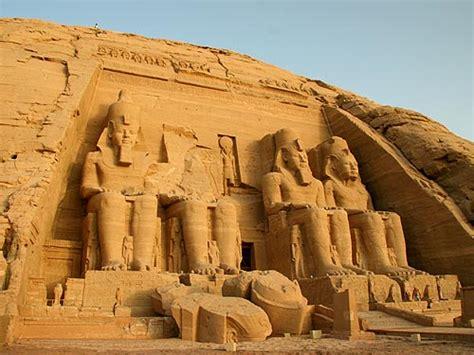 Ramesses Ii Temple At Abu Simbel Egypt Unesco World