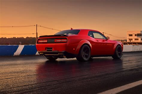 what is the fastest challenger 2018 dodge challenger srt is the world s fastest 0