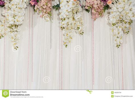 Ideas About Background Decoration Of Flowers For Wedding Purpose, Wedding Ideas