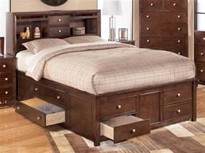 Full Size Bed With Trundle And Storage Full Size Storage Bed With Trundle Modern Storage Twin