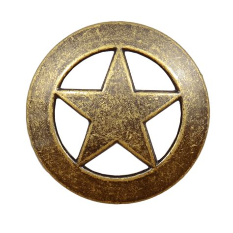 Bath Shower Seats sheriff star cabinet knob