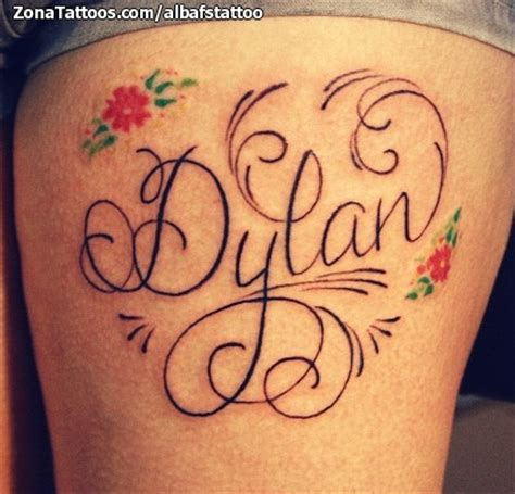 imagenes goticas con nombres tatuaje de dylan nombres letras