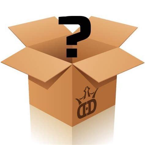 Mystery Box mystery box