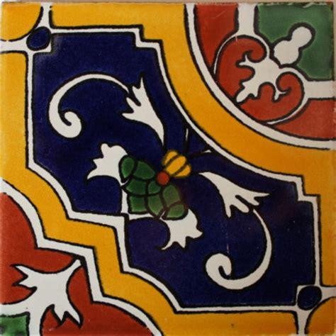 mex crafts imports castilla talavera mexican tile