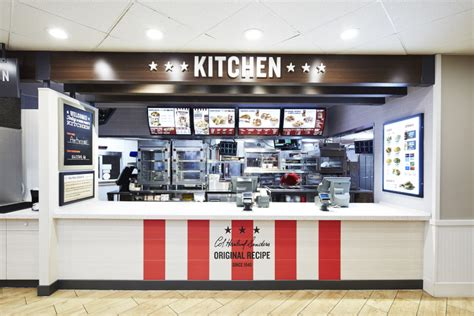kfc store layout design darrell hammond is colonel sanders in w k s big new