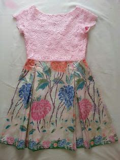 Dress Baju Bayi Anak Motif Cupcake Pink batik dress on kebaya indonesia and