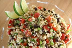mexican quinoa salad recipe dishmaps