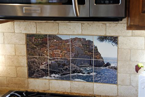 italian tile backsplash tumbled marble tile kitchen backsplash tile and tile
